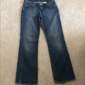 Lucky Brand Mid Rise Flare Reg Length Jeans 10/30